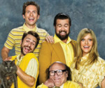 """The cast of """"It's Always Sunny in Philadelphia"""" has begun its seventh season and isn't wasting any time pushing the boundaries for a laugh.  The show airs Thursdays at 10 p.m. on FX."""