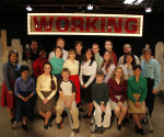 """Working"" is a musical about the different types of jobs that people do in their everyday life."