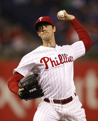 Cole Hamels and the Phillies will look to return to the playoffs after an 81-81 season in 2012. (MCT)