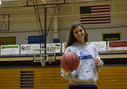 Former Cabrini guard Brittnay Sandone is now a special-ed assistant, at Hatfield elementary. (Amarra Boone/Photo Editor)