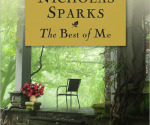 """The cover of """"The Best of Me"""" written by Nicholas Sparks. (Creative Commons)"""