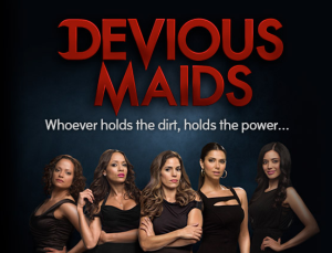"""Creative Commons  Latina women are portrayed as maids in the Lifetime show """"Devious Maids."""" The media often keeps  Latino men and women in specific roles, not representing reality."""